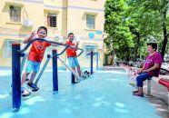nba虎扑篮球:市投入6.95亿元改造老旧小区