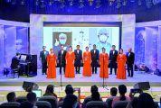 廣東勞動者歌唱大賽致敬白衣天使 肇慶賽區決出12強