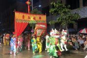 两广五市非遗民俗文化大巡游展演于封开举行