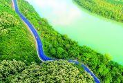 肇庆市高标准打造贺江碧道画廊 美丽画廊把绿水青山变成金山银山