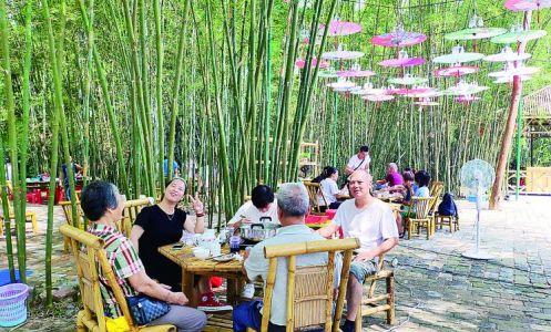 假期7天接待游客近40萬人次 封開各景點成為全國游客新打卡地
