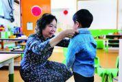 端州区培信国际幼儿园园长李永萍用爱做教育 用心爱孩子