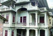 肇庆仅有的民国早期欧洲哥德式建筑风格洋楼 牙鹰楼:奢华洋楼谜团待解