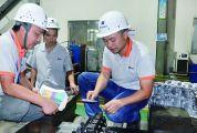 肇庆高新区鸿胜模具制造有限公司高级工程师李俏 他率领技术团队将产品卖到国外