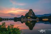 这项满意度报告出炉,肇庆星湖旅游景区位列第一!