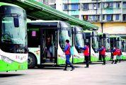 抗疫之初冲锋在前 常态防疫毫不松懈 肇庆市公共汽车有限公司抗疫侧记