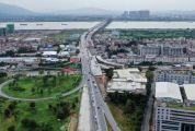 快了,快了!肇庆大桥扩建工程最新进展来了