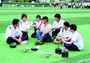广宁中学航模课放飞学子梦想