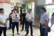 市委常委、组织部部长林飞鸣调研村级换届工作情况