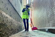 """路面保洁力度不减,垃圾收运次数增加,环卫设施清洁到位 常态化保洁打造""""洁净之城"""""""