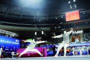 2020年全國擊劍錦標賽在肇慶新區落幕