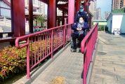 """肇庆市不断完善无障碍设施并实施常态化管理 """"无碍""""出行彰显肇庆""""温度"""""""
