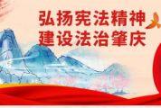 弘揚憲法精神 建設法治肇慶