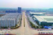 肇庆金利高新区基础设施日益完善 打造一流省级高新区