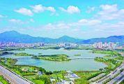 """肇慶區域協調發展新格局漸成型 """"一帶一廊一區""""各具特色、各美其美"""