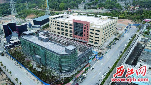 广东骏驰科技股份有限公司汽车零部件产业建设项目等增资扩产项目纷纷 进驻规划11区。