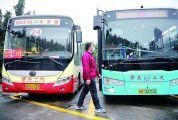 肇慶天然氣公交車全部停運 全市1014輛新能源電動公交車上崗,實現公交運營零排放