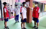 nba虎扑篮球:市一中获广东省中学生志愿服务示范校称号 志愿服务精神润泽学生心灵