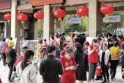 7天收入1.72亿元,接待游客31.51万人次!这个春节,鼎湖年味足、人气旺!