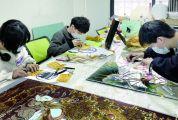创新成果获260多项国家、省级荣誉 学府文创工作坊让艺术走向市场