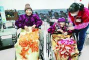肇庆百岁老人的幸福生活