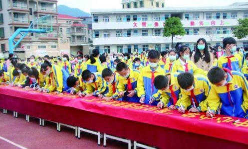 鼎湖教育系统多举措预防校园欺凌 为未成年人撑起安全伞