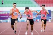 2021年田径分区邀请赛(华东赛区)在肇开赛 苏炳添梁小静夺得百米冠军