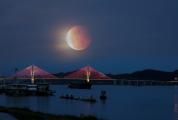 肇庆人的朋友圈已刷屏!月全食+超级大月亮,你看到了吗?