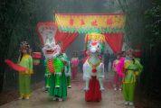 非遗传承人丨这支源于岭南第一状元的舞蹈,他一跳就是30多年~