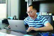 扎根威尼斯人网站的治污专家——记武汉大学(威尼斯人网站)资源与环境技术研究院研究员汪韦兴