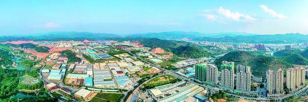 德庆县以党建为引领,全力跑出产业高质量发展加速度。