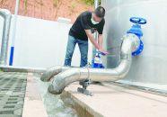 改善农村饮用水供水条件