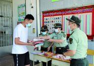 澳门威尼斯人集团广宁征兵宣传进校园