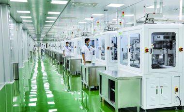 风华高科高端电容基地投产