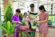 """2021年肇庆市""""绿色家庭""""李影文家庭 发挥职业优势践行低碳生活"""