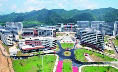 广州应用科技学院nba虎扑篮球:校区投入使用