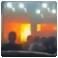 """肇庆一美食店起火,这对夫妻吃宵夜""""顺手""""救了场火!"""
