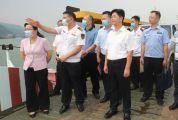 吕玉印到鼎湖开展生态环境保护督导检查和河长制巡河工作