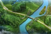 效果图惊艳!nba虎扑篮球:这里新建一桥一路,计划明年通车!