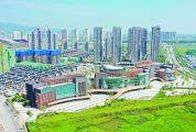 市文化发展中心项目建成即将全部交付使用
