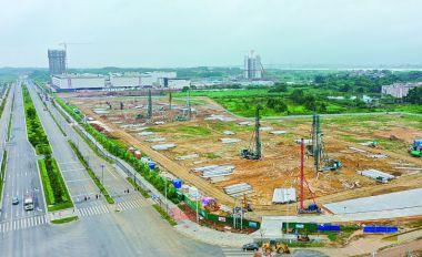 肇庆新区全力支持维珍妮建设